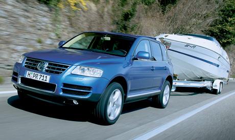 Volkswagen Touareg 3.6 FSI V6 (206 kW): recept na kanibalismus
