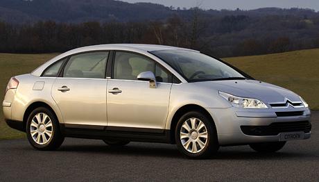 Citroën C-Triomphe: čínský trumf