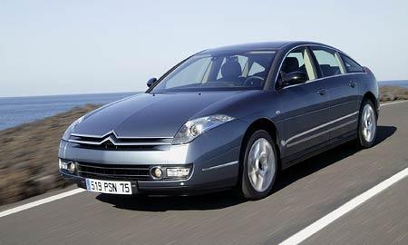 Nové fotografie Citroënu C6