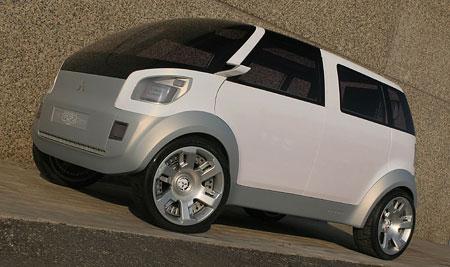 Mitsubishi Concept-EZ MIEV: v malém těle...