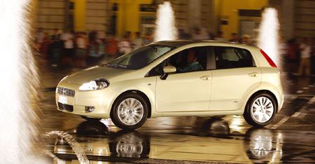 Fiat Punto nejprodávanějším vozem B segmentu
