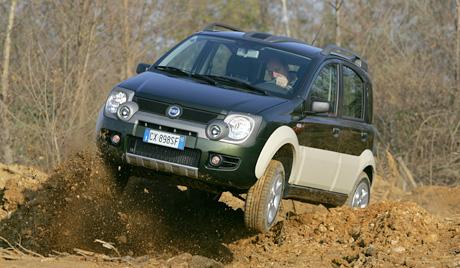 Fiat Panda Cross: smečka nezmarů se rozrůstá (ceny v ČR)