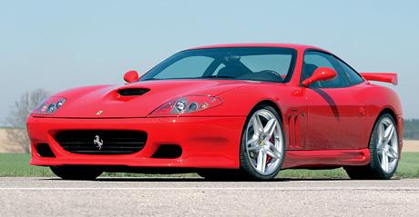 Novitec Rosso Ferrari 575 Maranello � kon�ky, kon�ky