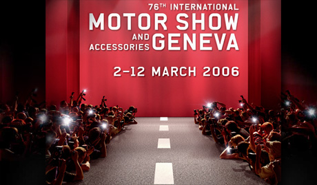 Ženevský autosalon 2006: praktické informace