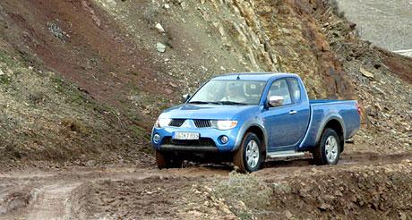 Nový Mitsubishi L200: terénní pick-up pro Evropu (první dojmy)
