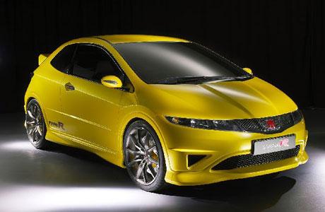 Nová Honda Civic Type-R