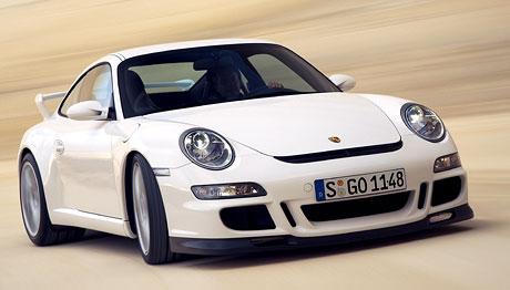 Porsche 911 GT3: nejrychlejší ve třídě