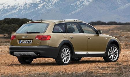 Audi A6 allroad quattro přichází do ČR: ceny od 1,5 milionu výše