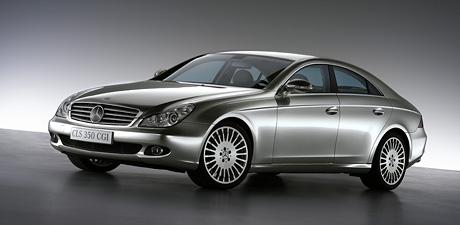 Mercedes-Benz CLS 350 CGI: přímý vstřik podruhé