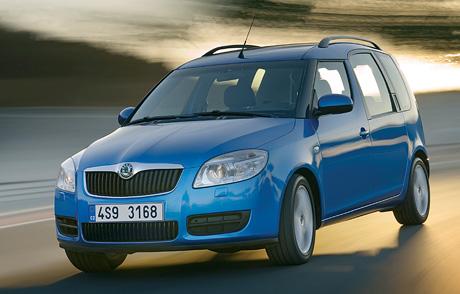 Škoda Roomster: nové foto, rozměry, motory, výbavy