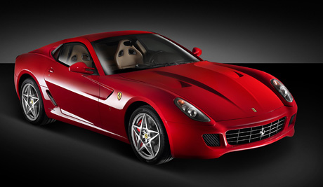 Ženeva živě: Ferrari 599 GTB Fiorano