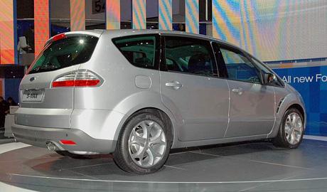 Ženeva živě: Ford S-MAX a Galaxy (první dojmy)