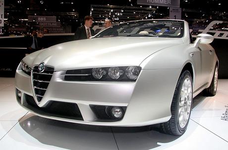 Cabrio of the Year 2006: Alfa Romeo Spider
