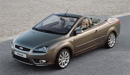 �eneva �iv�: Ford Focus Coupe-Cabriolet