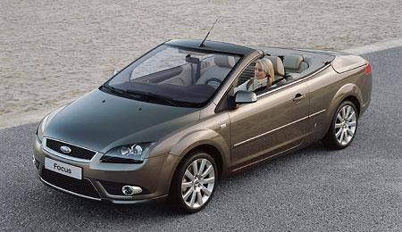 Ženeva živě: Ford Focus Coupe-Cabriolet