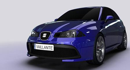�eneva �iv�: 240 kon� pro Seat Ibiza Vaillante