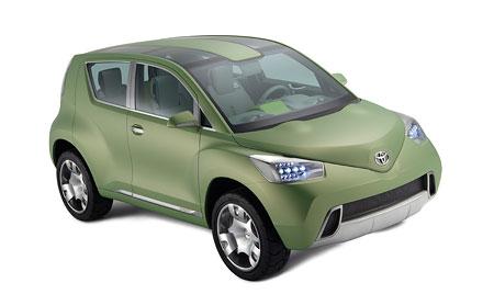 Ženeva živě: Toyota Urban Cruiser - malé SUV do města