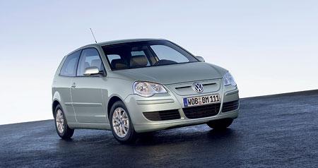 Ženeva živě: Volkswagen Polo BlueMotion = čtyřlitrové auto