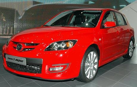 Mazda 3 MPS: konec evropské nadvlády