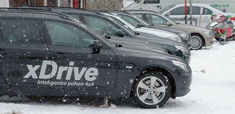 xDrive Völkl Cup 2006: Na sníh jen s tím nejlepším