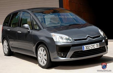 Nový Citroën Xsara Picasso: letos na podzim