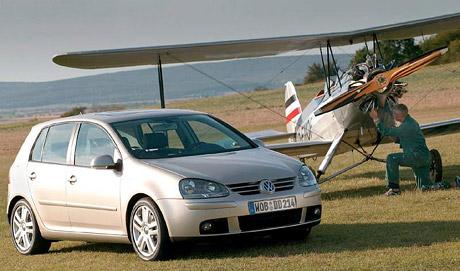 VW Golf páté generace v USA: Auto za 16 000