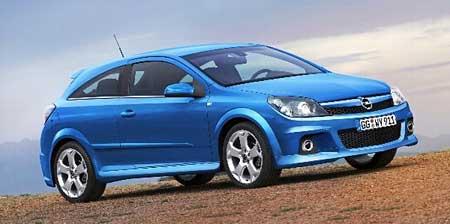 Opel představí novou Astru v roce 2009, podle původního plánu