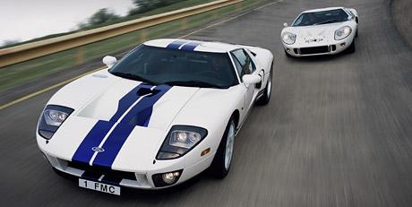 Ford GT jako bonus za práci: jedině u Tigera Woodse