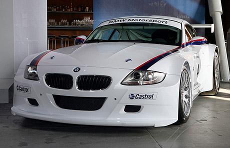 BMW Motorsport uvádí: 120d a Z4 M Coupé v závodní úpravě
