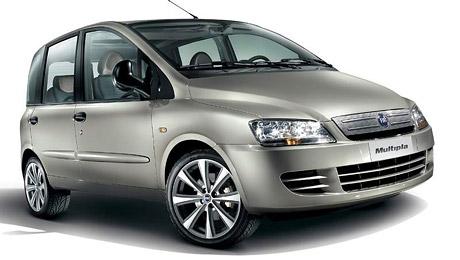 Fiat Multipla 2006: v jednotě je síla