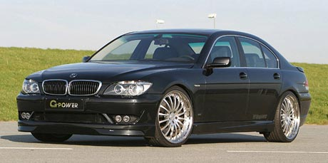 G-Power G7 5.2 K � 310 km/h v luxusu