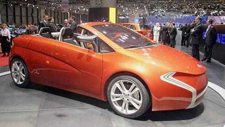 Bertone by rád vyráběl nové kupé-kabrio pro Fiat