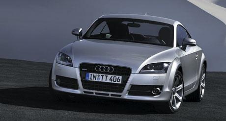 Velkolep� premi�ra: nov� Audi TT v Berl�n�