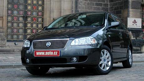 Fiat Croma se slevou a� 90 tis�c korun