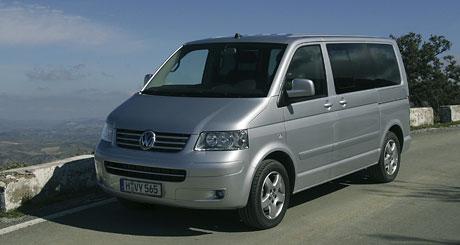 Volkswagen Multivan Allstar: zvýhodnění 68 tisíc Kč