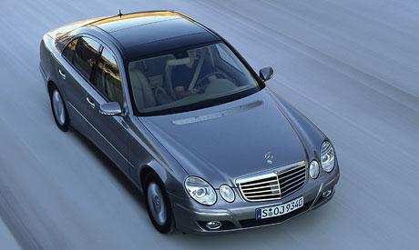 Mercedes-Benz třídy E po faceliftu: bezpečnější a silnější