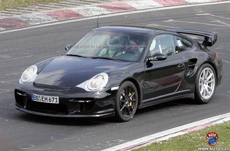 Spy Photos: Porsche GT2 a GT3 RS