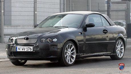 Spy photos: BMW 1 Cabrio