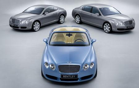 Bentley: výroba Conti GTC zahájena, v Drážďanech naopak Bentley končí