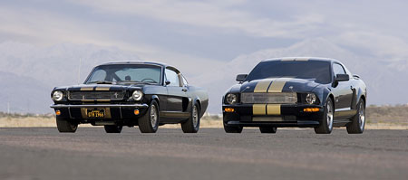 Ford Shelby GT350-H: Mustang do autop�j�oven