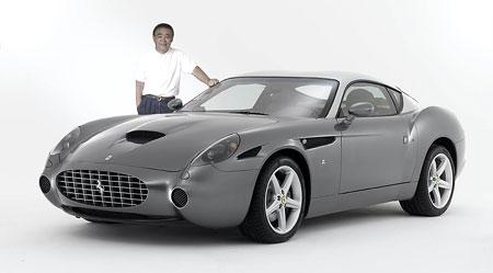 Zagato plní přání: Ferrari 575 GTZ