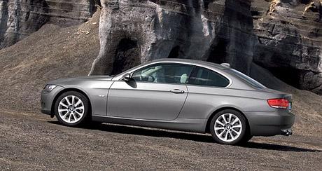 Nov� BMW 3 Coup�: prvn� fotografie