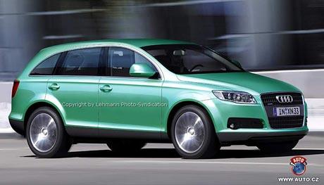 Vedení Audi potvrdilo výrobu Q5 v Ingolstadtu