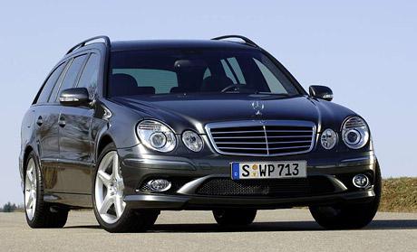 Mercedes-Benz E AMG Paket: ještě více sportu