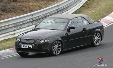 Spy photos: BMW 1 Cabrio na trh nejdříve za rok