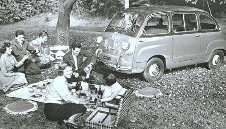 Fiat zve na první setkání majitelů vozů Multipla