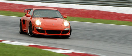 Gemballa GTR 650 Avalanche evo – oranžové šílenství