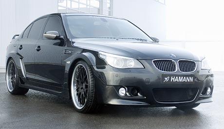 Hamann BMW M5 Edition Race – šířka se počítá