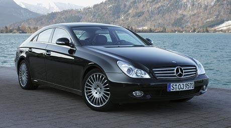 Mercedes-Benz CLS: novinky pro modelový rok 2007