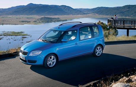 Škoda Roomster: stabilizační systém za 12 000 Kč